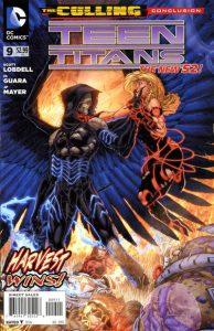 Teen Titans #9 (2012)