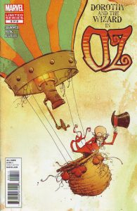 Dorothy & the Wizard in Oz #6 (2012)