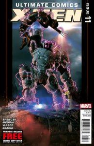 Ultimate Comics X-Men #11 (2012)