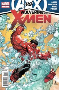Wolverine and the X-Men #11 (2012)