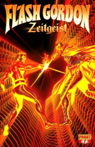 Flash Gordon: Zeitgeist #7 (2012)