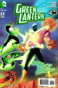Green Lantern: The Animated Series #2 (2012)
