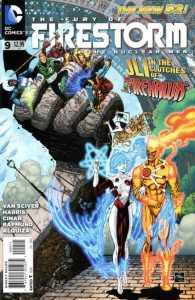 Fury of the Firestorms: The Nuclear Men #9 (2012)