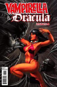 Vampirella vs. Dracula #5 (2012)