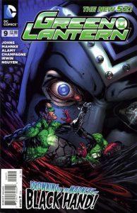 Green Lantern #9 (2012)