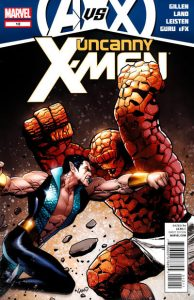 Uncanny X-Men #12 (2012)