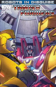 The Transformers: Robots in Disguise #5 (2012)