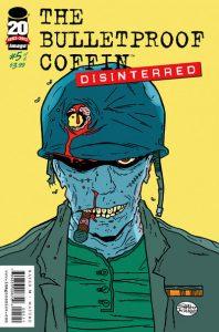 Bulletproof Coffin: Disinterred #5 (2012)