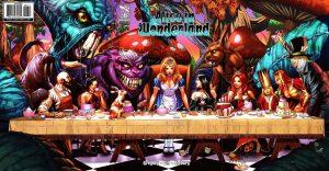 Grimm Fairy Tales Presents Alice in Wonderland #6 (2012)