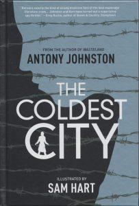 The Coldest City #[nn] (2012)