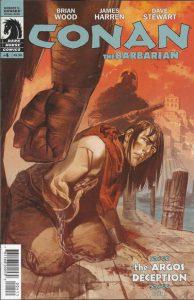 Conan the Barbarian #4 [91] (2012)