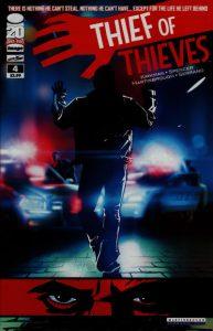 Thief of Thieves #4 (2012)