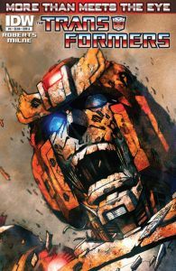 The Transformers: More Than Meets the Eye #5 (2012)