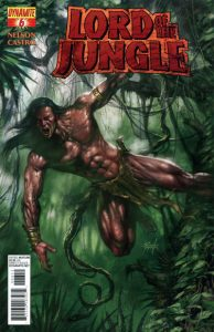 Lord of the Jungle #6 (2012)