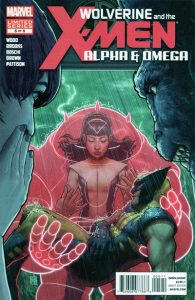 Wolverine and the X-Men: Alpha and Omega #5 (2012)