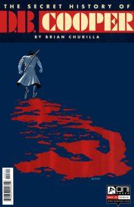 The Secret History of D.B. Cooper #3 (2012)