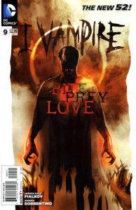 I, Vampire #9 (2012)