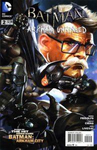 Batman: Arkham Unhinged #2 (2012)