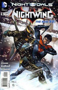 Nightwing #9 (2012)