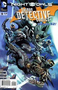 Detective Comics #9 (2012)