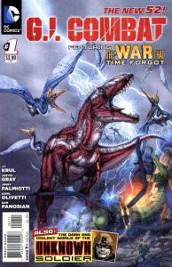 G.I. Combat #1 (2012)