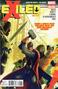 Exiled #1 (2012)