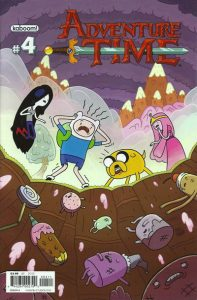 Adventure Time #4 (2012)