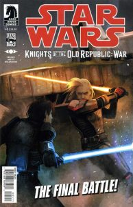 Star Wars: Knights of the Old Republic - War #5 (2012)