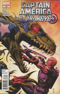Captain America and Hawkeye #631 (2012)