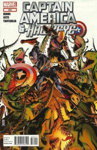 Captain America and Hawkeye #630 (2012)