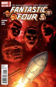 Fantastic Four #605.1 (2012)