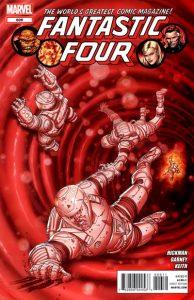 Fantastic Four #606 (2012)