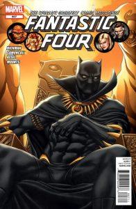 Fantastic Four #607 (2012)