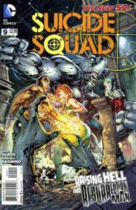 Suicide Squad #9 (2012)