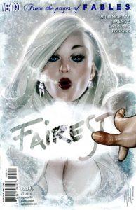 Fairest #3 (2012)