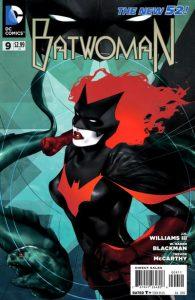 Batwoman #9 (2012)