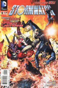 Stormwatch #9 (2012)