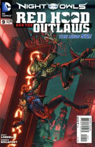 Red Hood and the Outlaws #9 (2012)