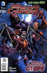 Red Lanterns #9 (2012)