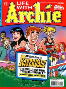 Life with Archie #19 (2012)