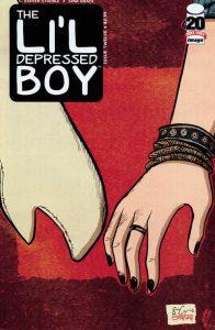 The Li'l Depressed Boy #12 (2012)