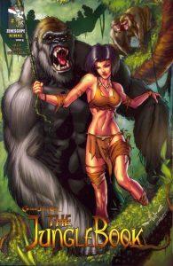 Grimm Fairy Tales Presents The Jungle Book #3 (2012)