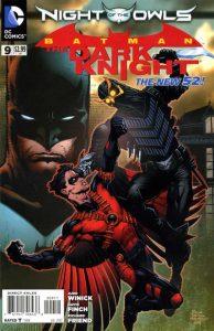 Batman: The Dark Knight #9 (2012)