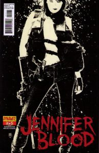 Jennifer Blood #15 (2012)