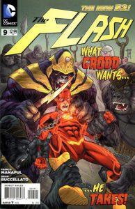 The Flash #9 (2012)