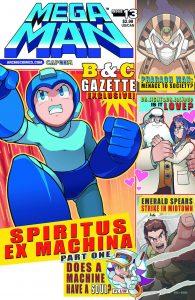 Mega Man #13 (2012)
