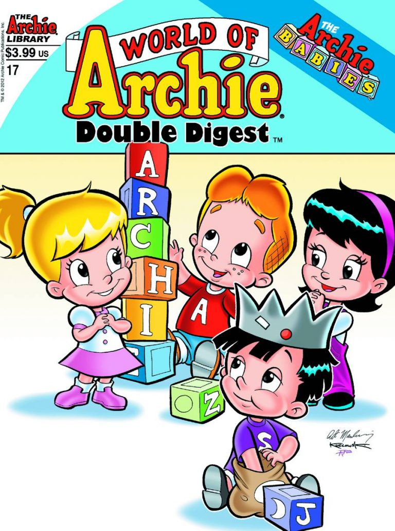 World of Archie Double Digest #17 (2012)