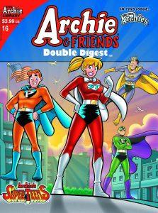Archie & Friends Double Digest Magazine #16 (2012)