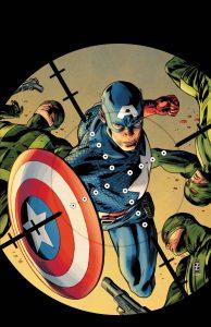 Captain America #11 (2012)