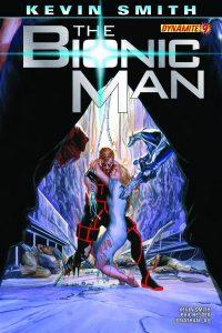 Bionic Man #10 (2012)